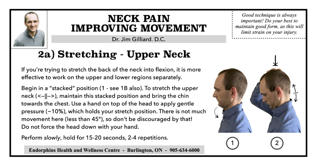 Improving and Maintaining Movement for Neck Pain